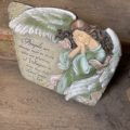 """""""Angels are always near..."""" Angel Stepping Stone"""