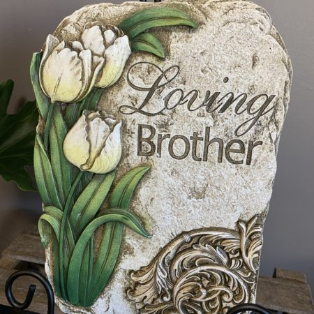 """""""Loving Brother"""" Stepping Stone"""